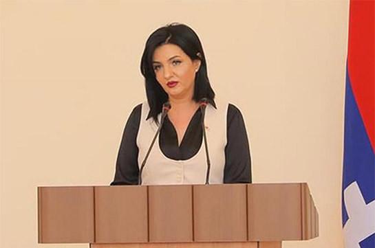 Никол Пашинян и Анна Акопян, потанцевав кочари в Арцахе, сдали врагу нашу Родину – Метаксе Акопян