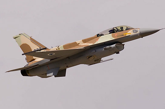 ВВС Израиля нанесли удары по объектам ХАМАС в секторе Газа