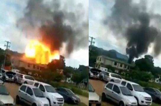 Более 30 солдат ранены в теракте в военной части на севере Колумбии