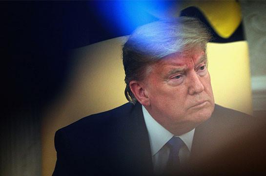 Трамп потребовал от Китая выплатить США $10 трлн за пандемию