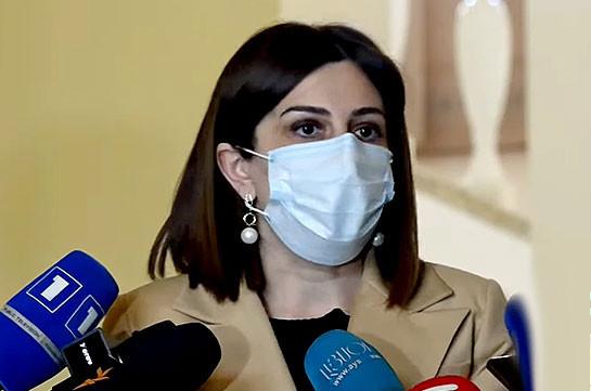И.о. министра здравоохранения не исключает, что медработники будут присутствовать на сегодняшнем митинге Никола Пашиняна