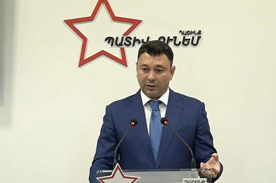 Национальная оппозиция в первом же туре наберет 50+1 процентов голосов, я не предвижу второго тура – Эдуард Шармазанов