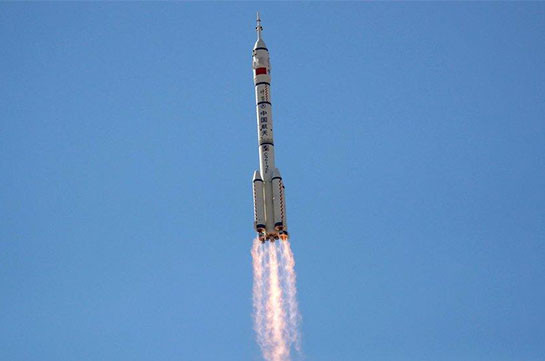China space station: First crew arrives on Shenzhou-12