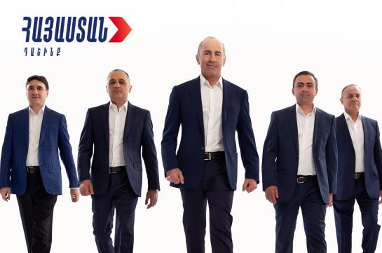 Армен Геворкян: Роберт Кочарян единственный – кто сегодня может обеспечить стабильность, безопасность и достойную жизнь