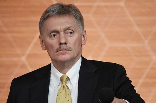 Песков: Россия находится в контакте со всеми сторонами по ситуации в Нагорном Карабахе