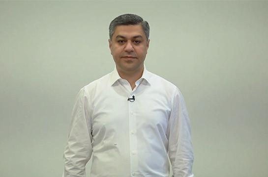 Давайте спасем нашу Армению, которая за три года постарела, согнулась, истекает слезами и кровью – Артур Ванецян