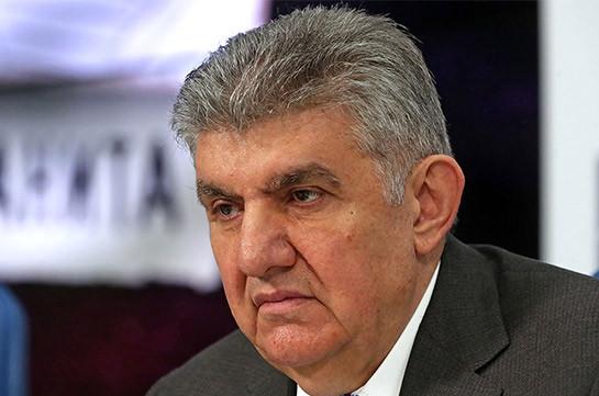 Лидер «Cоюза армян России» прокомментировал обвинения Азербайджана