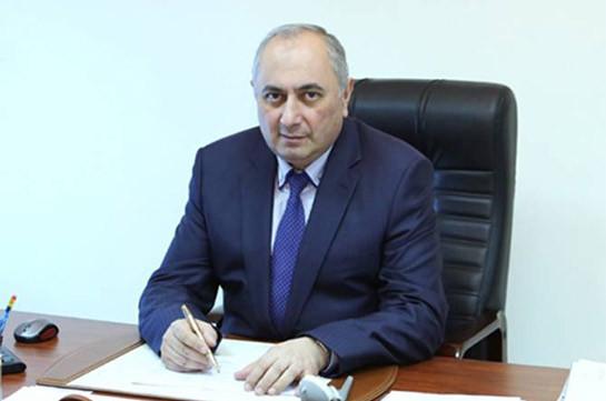 Director of Izmirlyan Medical Center, member of Armenia bloc arrested