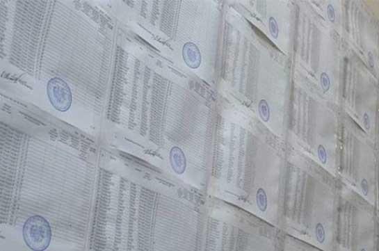 ՀՀ ընտրողների ռեգիստրում ընդգրկված ընտրողների ընդհանուր թիվը 2.578.678 է