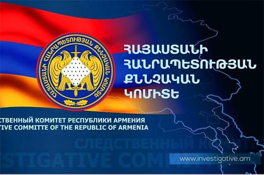 Получено и подготовлено 15 материалов о случаях воспрепятствования реализации избирательного права – СК Армении