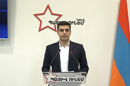 """""""I Have the Honor"""" bloc representative voices about violations in provinces"""