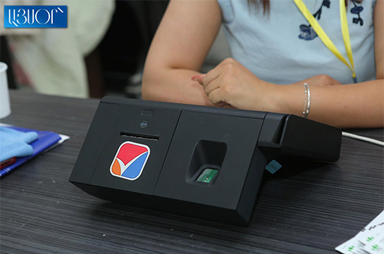Voter turnout in snap parliamentary elections in Armenia 38,17% as of 5pm - CEC