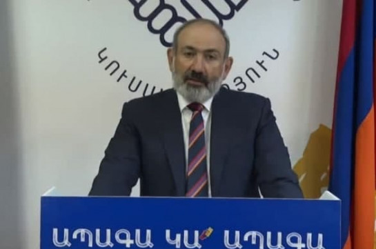 What was predicted happened – Armenia's citizen made the decision: Nikol Pashinyan