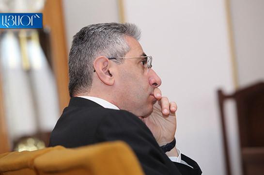 Процесс незаконной узурпации власти завершился: нужно поздравить Пашиняна, Саркисяна, Царукяна, Марукяна, а также Эрдогана и Алиева – Эдгар Казарян