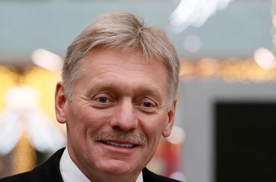 Kremlin sees landslide victory belongs to Pashinyan's party - Peskov