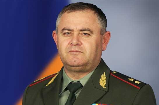 С Россией ведутся переговоры о размещении российских пограничников на границе с Азербайджаном – начальник ГШ ВС Армении