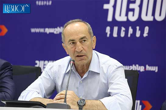 This is the last bullet of the revolution – Kocharyan on election results