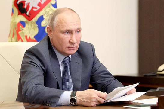Cooperation and security without dividing lines is a common goal of countries — Putin