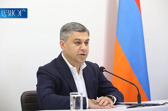 Vanetsyan – Our attitude to Pashinyan to be mirror-like