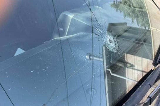 Արման Բաբաջանյանի մեքենայի վրա կրակողը ձերբակալվել է