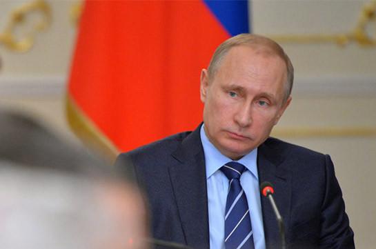 Geopolitical processes becoming increasingly turbulent — Putin