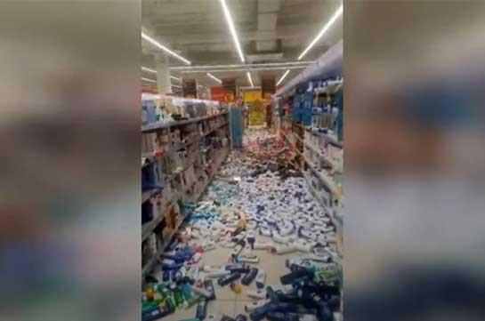 Պերուում երկրաշարժը խուճապ է առաջացրել