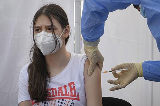 ԱՀԿ-ն փոխել է իր դիրքորոշումը կորոնավիրուսի դեմ երեխաների պատվաստման հարցում