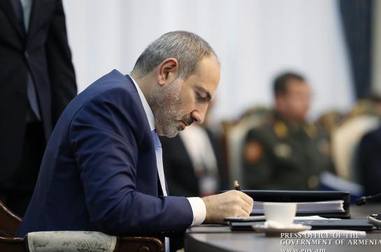 Делегация правительства обсудит в Москве вопросы передачи России земельных участков и размещения российской военной базы на территории Армении