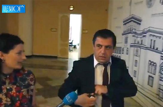 Armenia's Lori governor denies beating Odzun community head