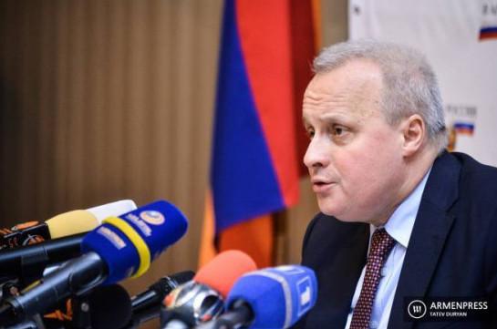Հայաստանում ՌԴ սահմանապահների ներկայությունն ընդլայնելու շուրջ քննարկումները շարունակվում են. Կոպիրկին