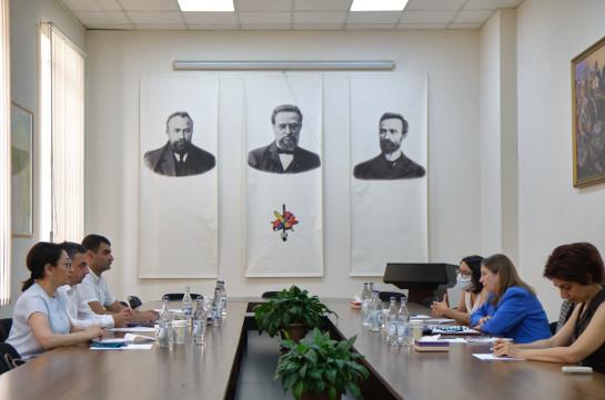 ԱՄՆ-ն աջակցելու է հայ գերիների վերադարձման աշխատանքներին. Դեսպանը հանդիպել է ՀՅԴ ԳՄ անդամներին
