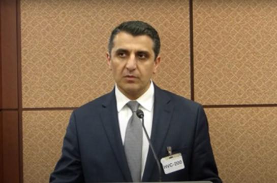 Посол США в Армении освобожден от должности и назначен послом в Великобритании