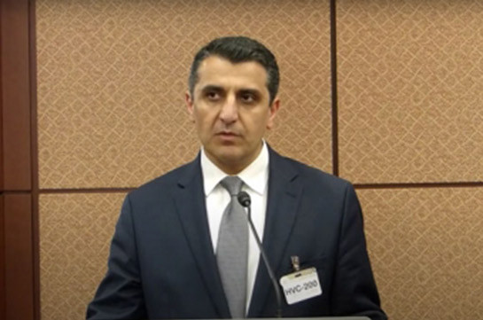 Armenia's ambassador to the USA recalled, appointed ambassador to UK