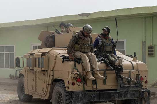 Власти Афганистана освободили от талибов район в провинции Бамиян