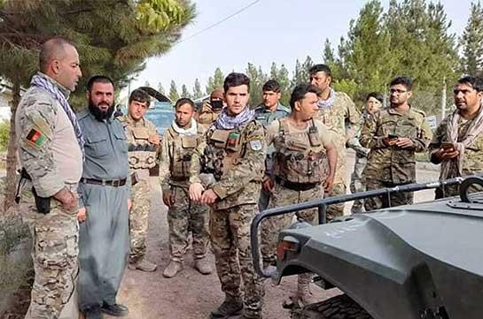 США эвакуируют 12,5 тысячи афганцев на свою территорию