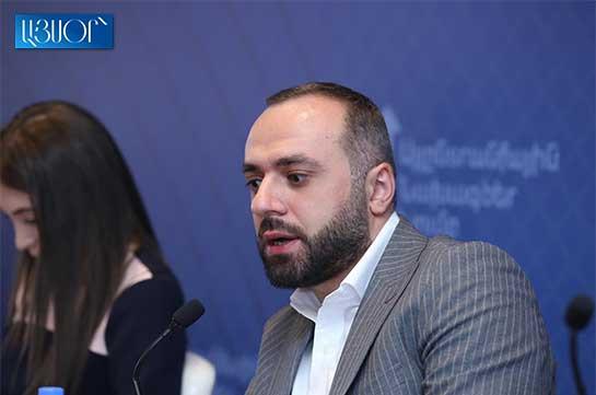 Роберт Айрапетян: Между заявлением Пашиняна и арестом руководителей общин Сюника есть прямая связь