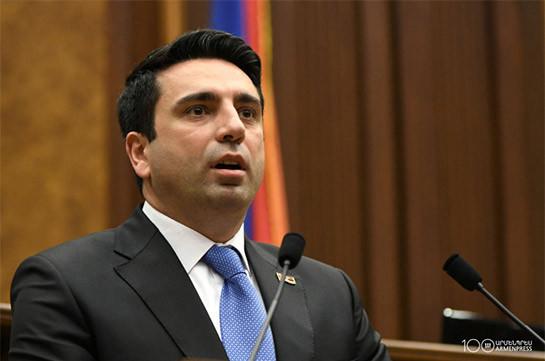 Ален Симонян - кандидат на пост председателя НС от ГД: известны и кандидаты на посты заместителей