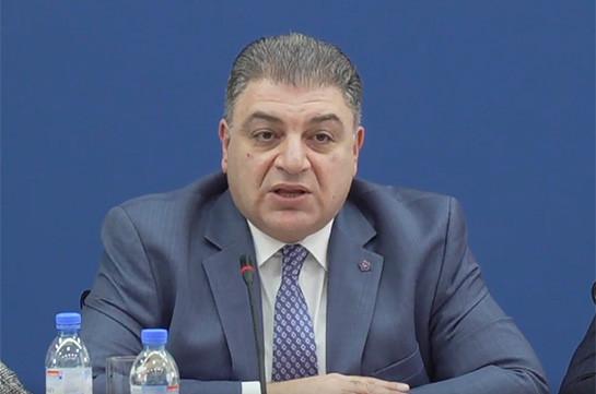 Վահագն Մելիքյանն ազատվել է արտաքին գործերի նախարարության գլխավոր քարտուղարի պաշտոնից