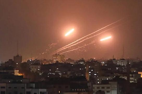 Армия Израиля сообщила о запуске двух ракет с территории Ливана