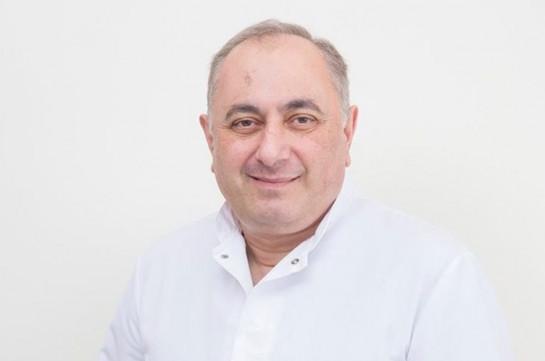 Профессор Армен Чарчян освобожден под залог в размере 15 млн. драмов