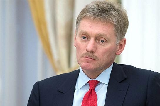 Песков рассказал об урегулировании ситуации в Карабахе
