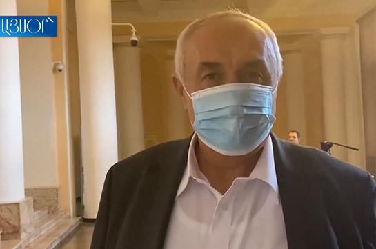 В Ерасхе нет паники, это журналисты находятся в панике – губернатор Араратской области