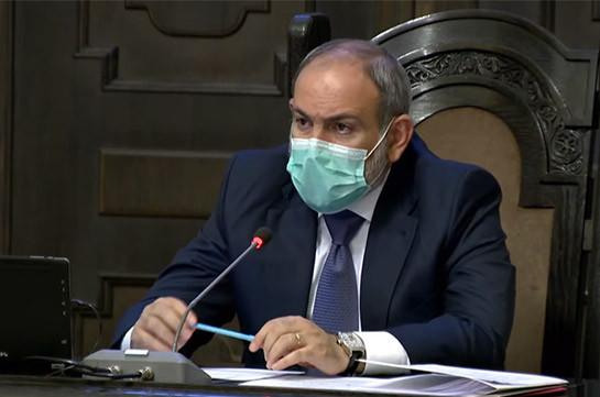 Поздравляю блоки «Армения» и «Честь имею» с прохождением в парламент – Никол Пашинян