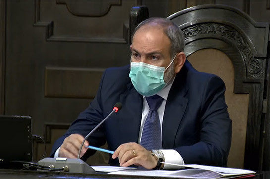 "Armenia's acting PM congratulates ""Armenia,"" ""I Have Honor"" blocs on passing to parliament"