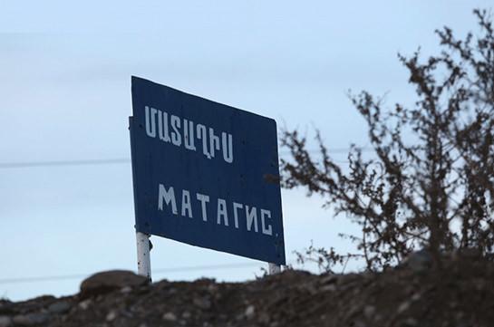 Զոհված և անհետ կորած համարվող զինծառայողների աճյունների որոնողական աշխատանքներն այսօր շարունակվում են Մատաղիսում