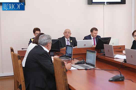 Известна дата первого заседания нового парламента Армении