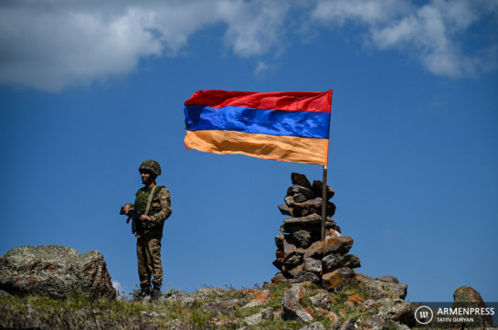 Situation on Armenian-Azerbaijani border relatively calm - Armenia MOD
