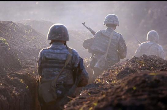 Трое армянских военнослужащих погибли, двое ранены в результате боевых действий с подразделениями ВС Азербайджана