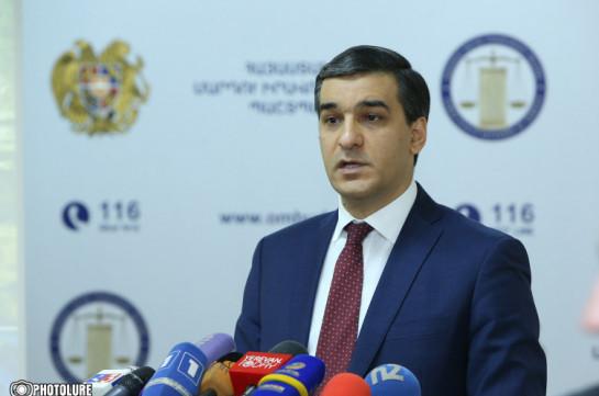 Под прицелом ВС Азербайджана находятся села Кут, Верин Шоржа – омбудсмен Армении