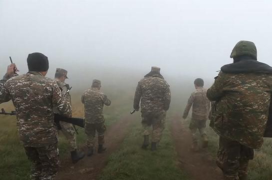 В результате перестрелки на участке Гегаркуника ранен армянский военнослужащий – Минобороны Армении